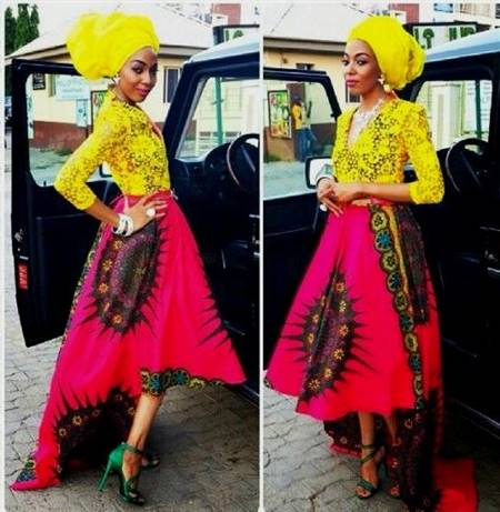 nigerian dress styles