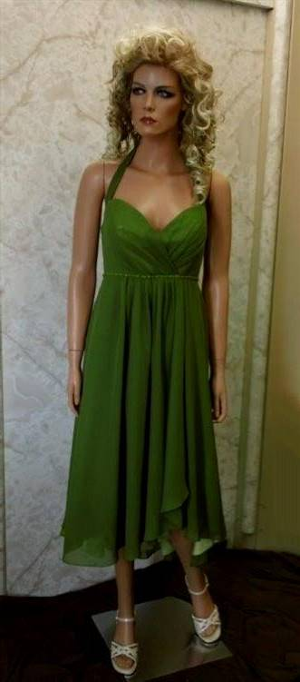 olive green lace bridesmaid dresses