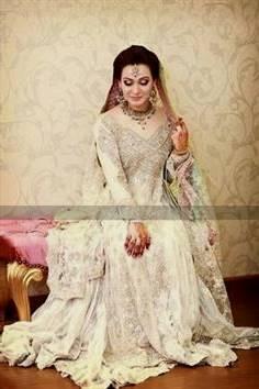 pakistani bridal dress for walima