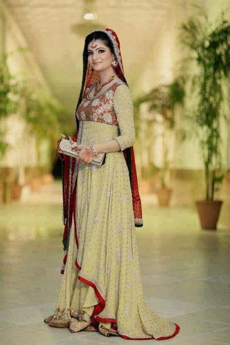pakistani bridal dresses for engagement
