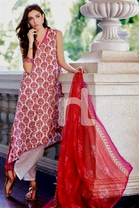 pakistani designer lawn dresses