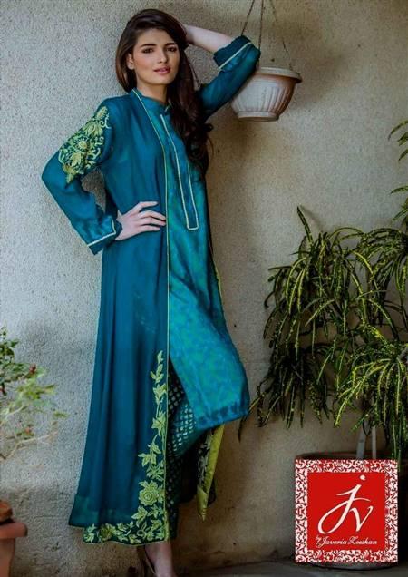 pakistani dress patterns