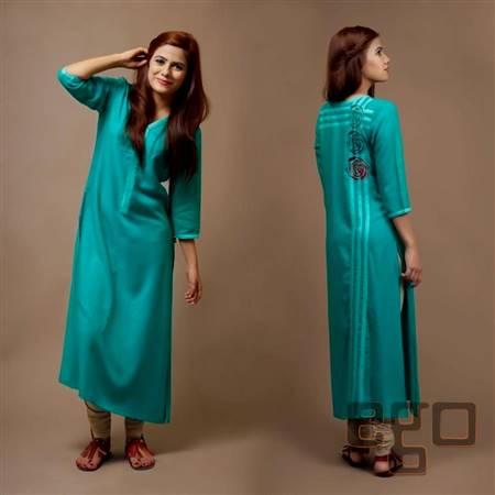 pakistani dresses casual wear for winter
