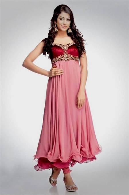 pakistani party dresses for teenagers with sleeves