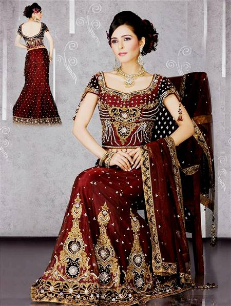 pakistani simple bridal dresses