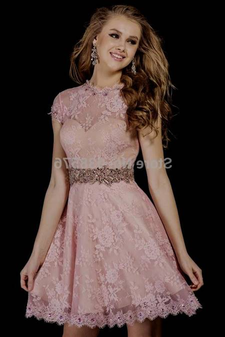 party dresses for teenagers with sleeves