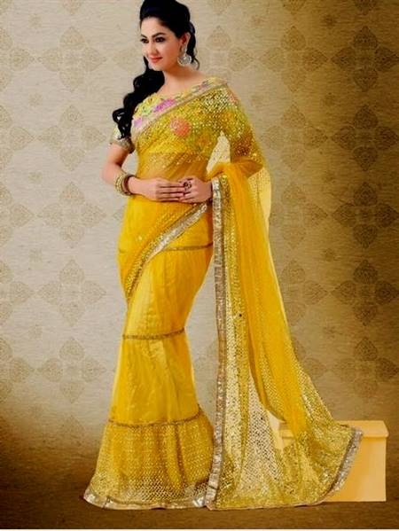party wear saree dresses for women