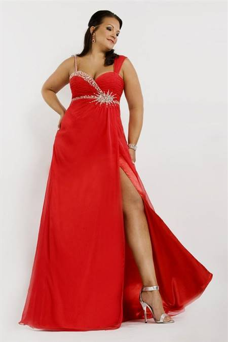 plus size black and red wedding dresses