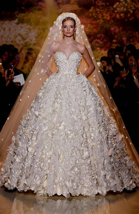prettiest wedding dress in the world