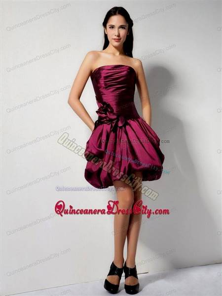 pretty quinceanera dresses for damas