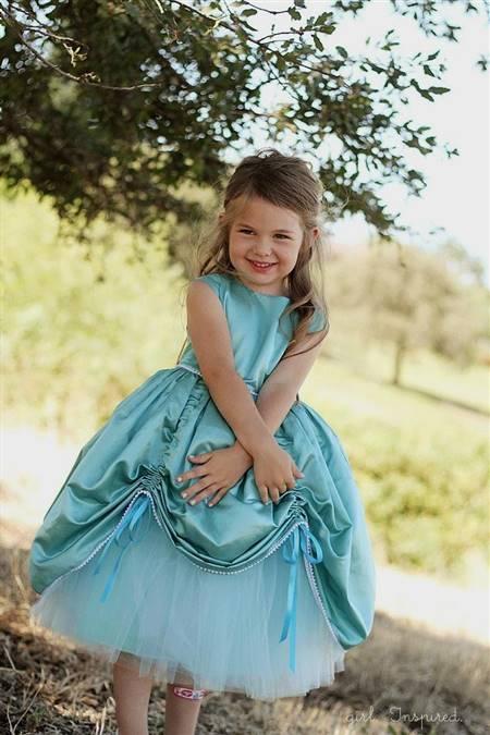 princess dress pattern for girls