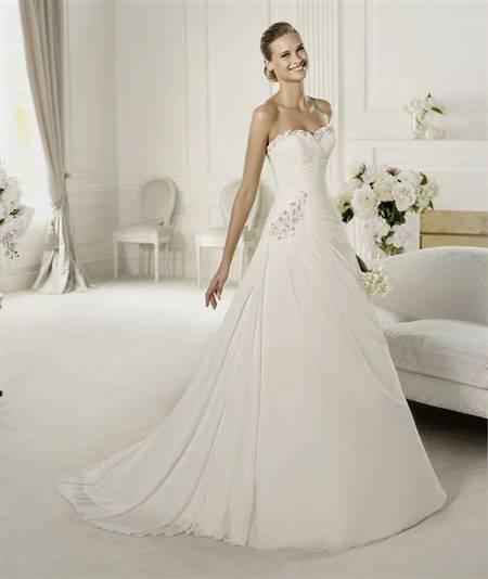 pronovias wedding dresses collection