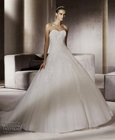 pronovias wedding dresses collection
