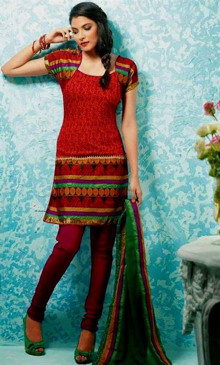 punjabi dress patterns