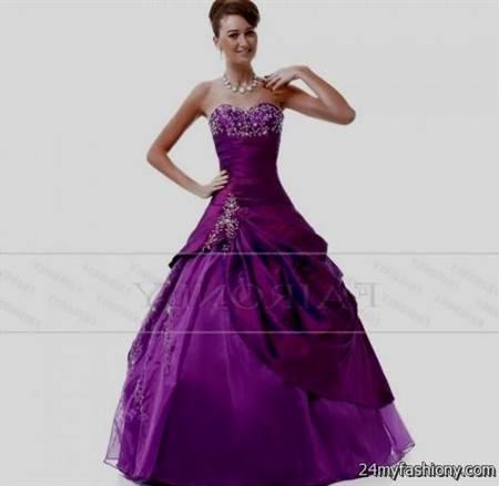 purple dresses for girls 10-12