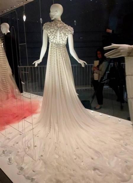 rapunzel wedding dress