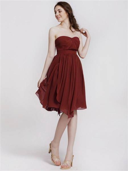 red and black bridesmaid dresses under 100