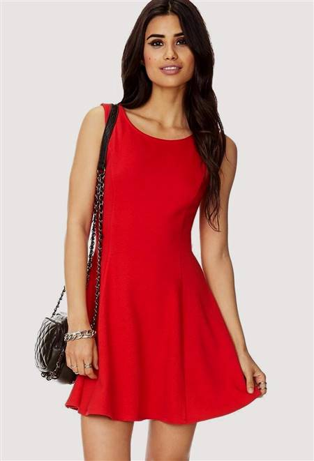 red dresses forever 21