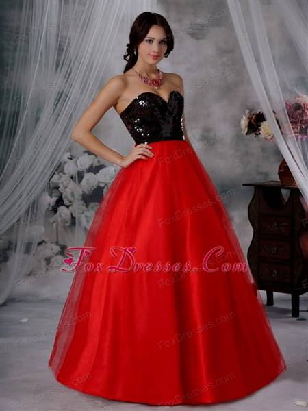 red gown for js prom