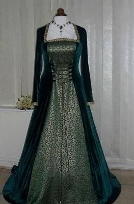 renaissance ball gowns