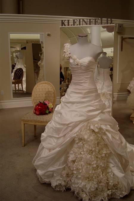 say yes to the dress sarah's dress pnina tornai