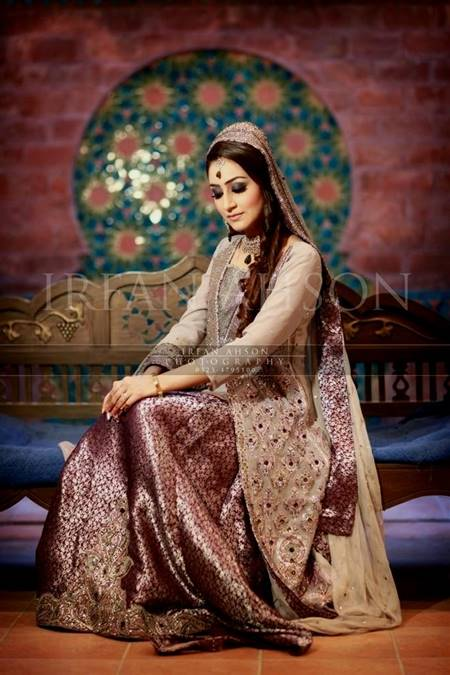 Simple Bridal Dresses Pakistani B2b Fashion