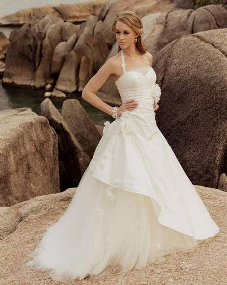 simple ivory wedding dresses
