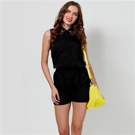 simple one piece dress for party wear