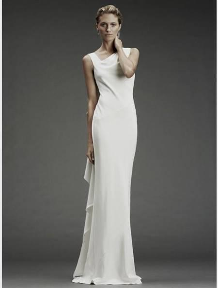 simple wedding dress styles