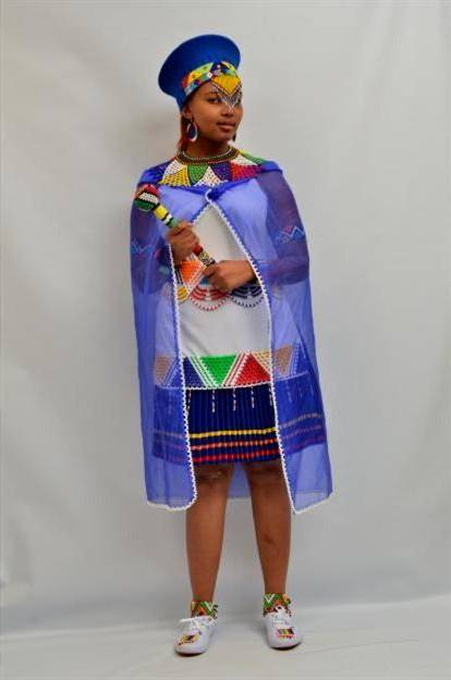 south african traditional dress women