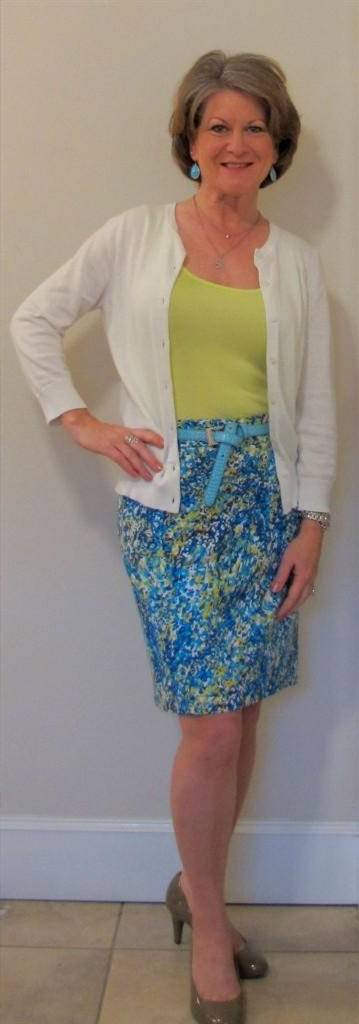 spring clothes for women over 50