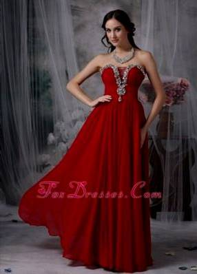strapless sparkly red prom dresses