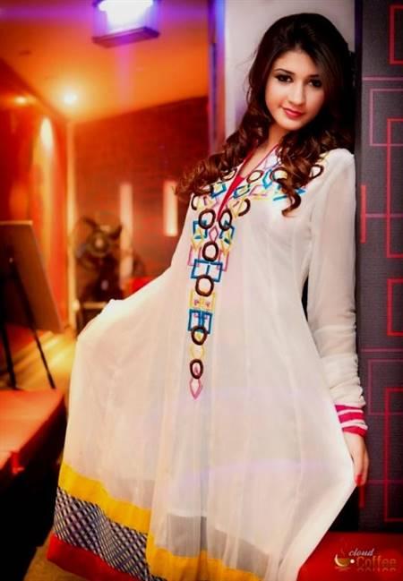 stylish dresses for college girls pakistani