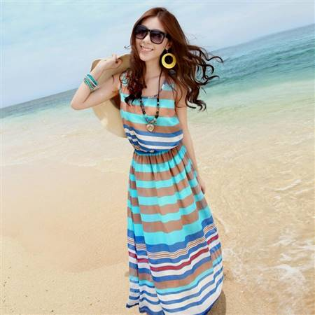 summer beach dresses