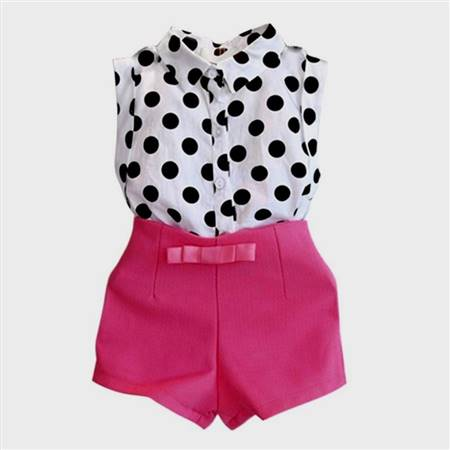 summer clothes for kids girls