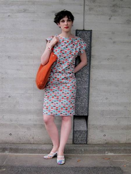 summer dress patterns for women