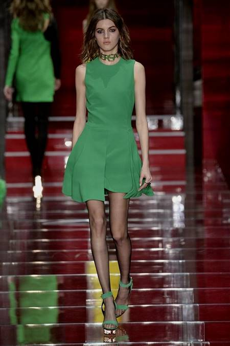 the dress versace