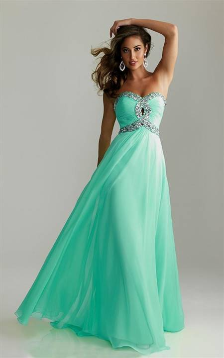 the prom dress