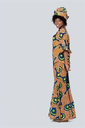 traditional african clothing for women