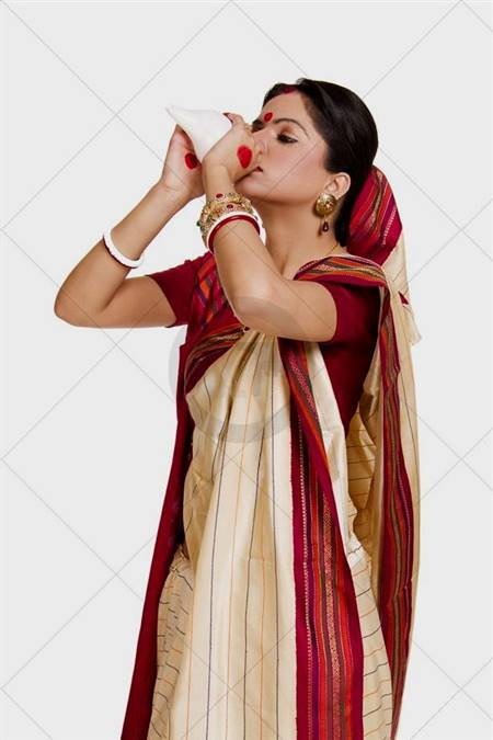 traditional bengali dress for women