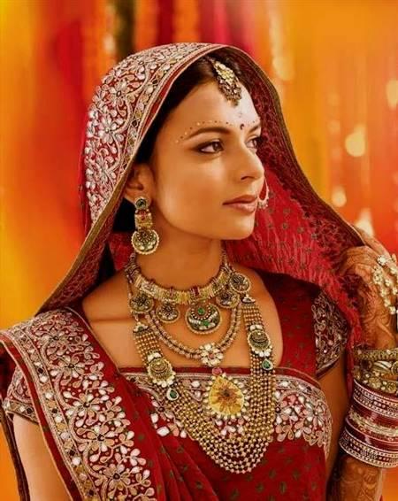 traditional rajasthani wedding dress