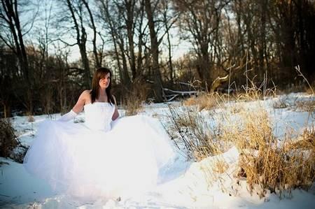 trash the dress winter