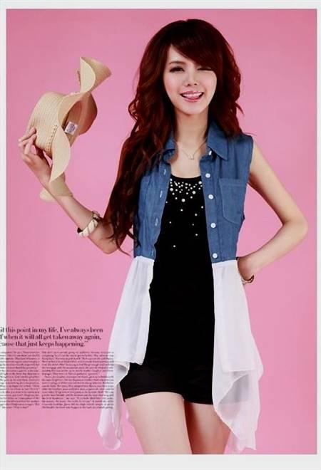 trendy korean clothes