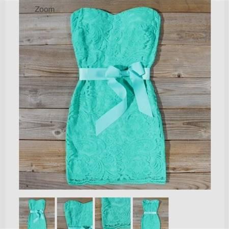 turquoise lace bridesmaid dresses