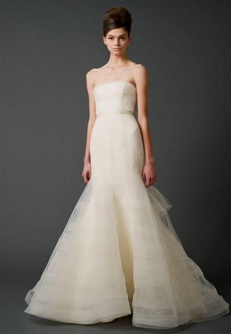 vera wang wedding dresses classic