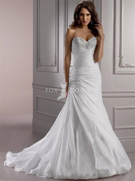 wedding dress lace