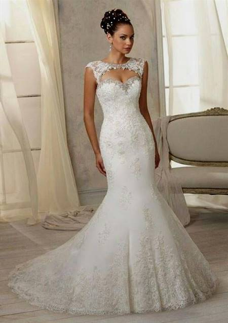 wedding dresses sweetheart neckline mermaid style