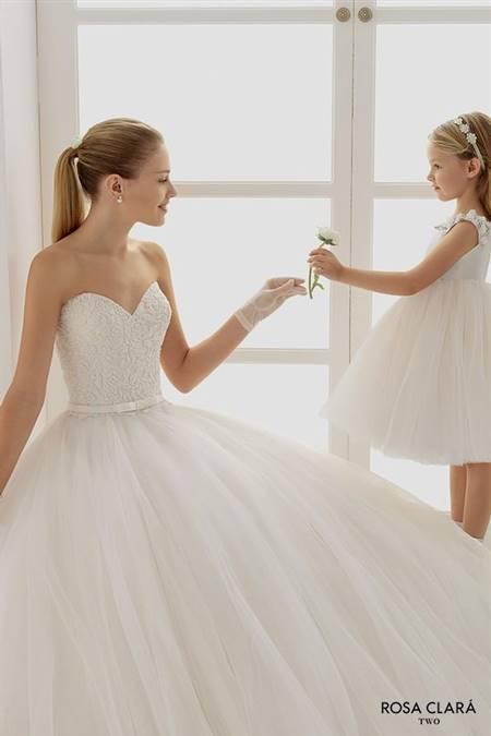 wedding dresses sweetheart neckline princess ball gown strapless