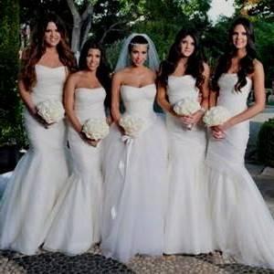 Wedding Dresses Vera Wang Kim Kardashian B2b Fashion