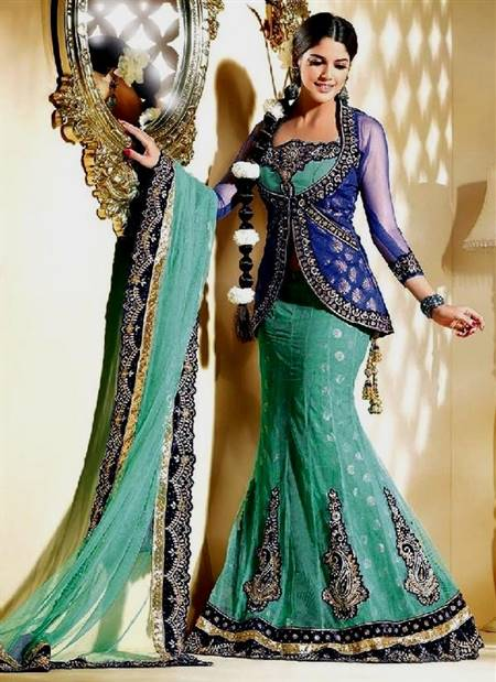 wedding dresses with sleeves indian